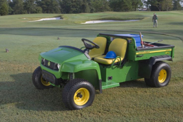 New electric utility vehicle from John Deere