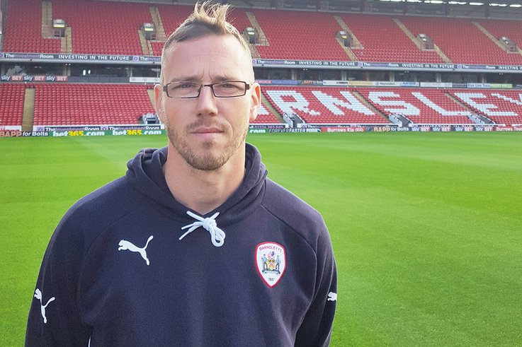 BarnsleyFC DavidAnderson