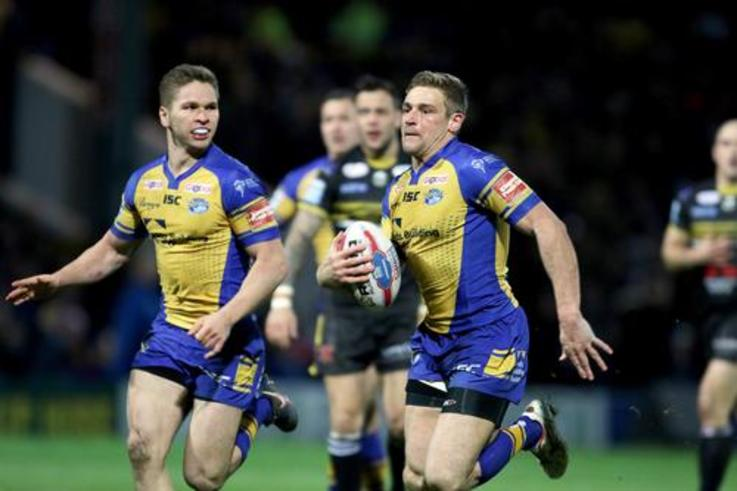 Leeds Rhinos data tag