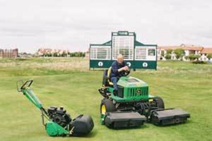Open season for Deere at Royal Troon
