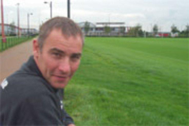 Training at Liverpool Academy