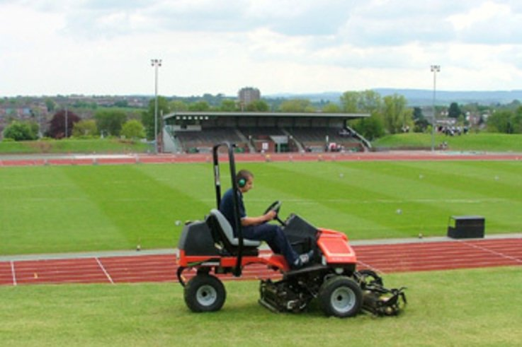 FIFA request more Ransomes Jacobsen equipment at the World Cup