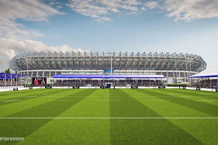 Edinburgh Rugby Stadium