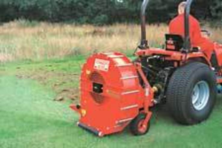 New Tornado Blower for Writtle College