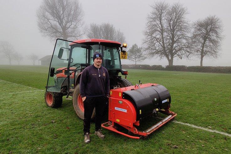 BishopStortford-H Groundsman Ben Baker with XF.jpg