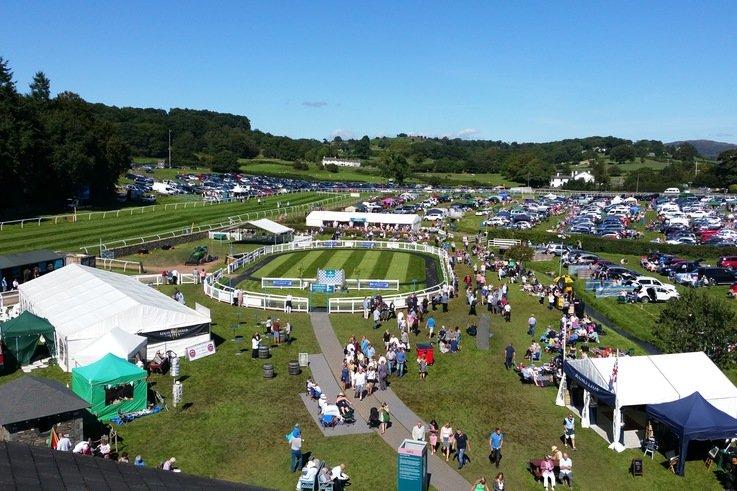 Cartmel Racecourse 1