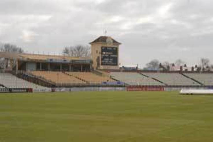 Early season preparations at Edgbaston