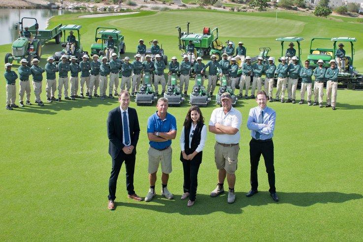 Education City Golf Club A