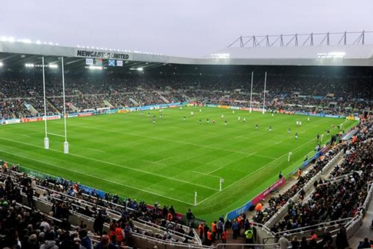 Newcastle rugby data tag
