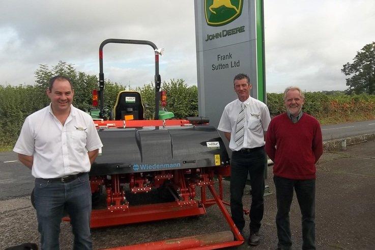 New Wiedenmann dealer in SE Wales Ben, Gareth, Rob