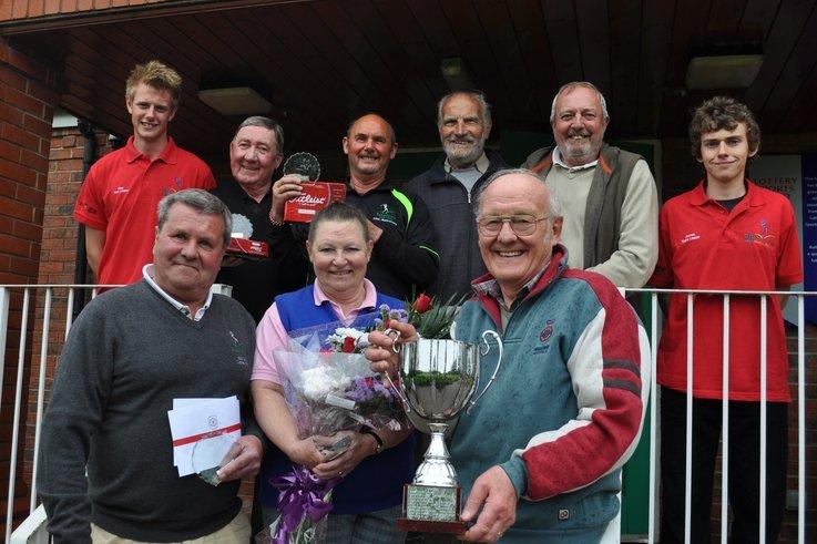 Reaseheath Golf winners