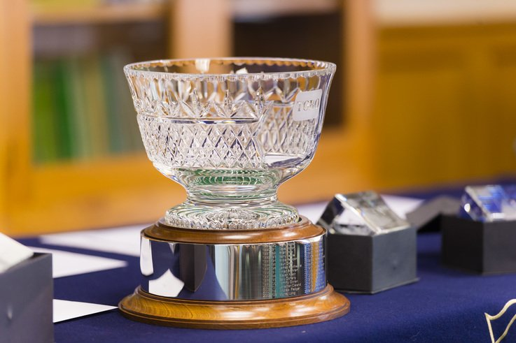 The Toro Student Greenkeeper of the Year trophy will be up for grabs.jpg