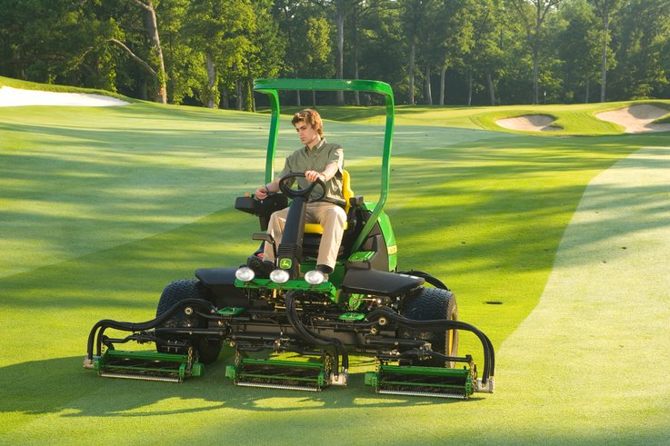 Feedback generates new fairway mowers