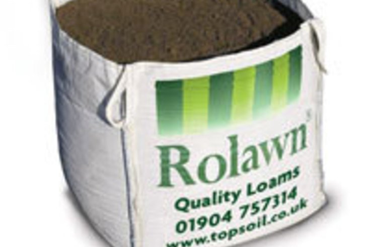Rolawn Blended Loam used in school allotments to replace existing contaminated soil