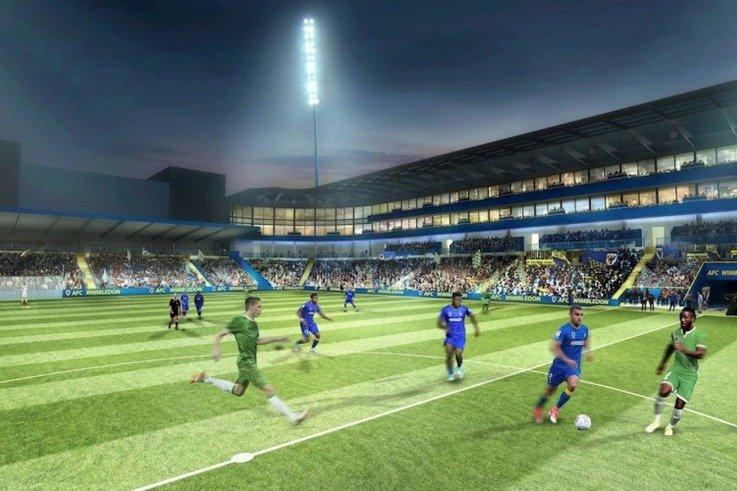 New Plough Lane Stadium