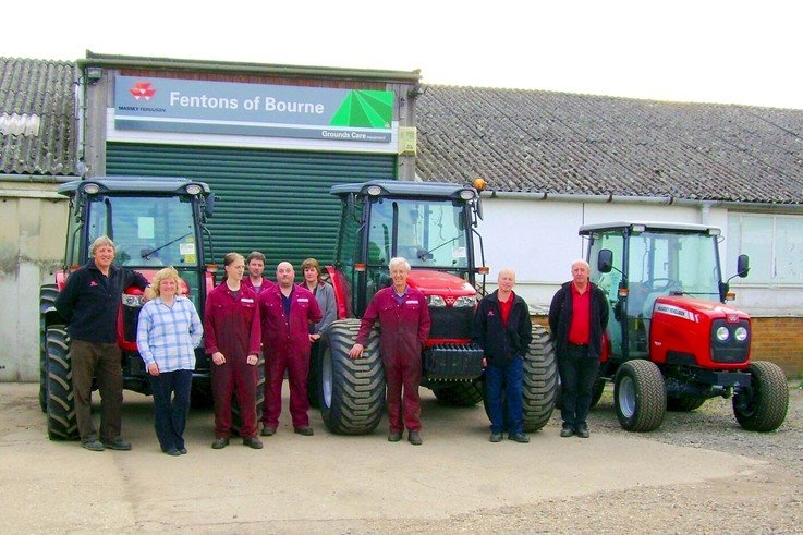 New MF grounds care dealer for South Lincolnshire & North Cambridgeshire