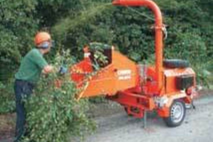 Camon launches new woodchipper | Pitchcare Articles