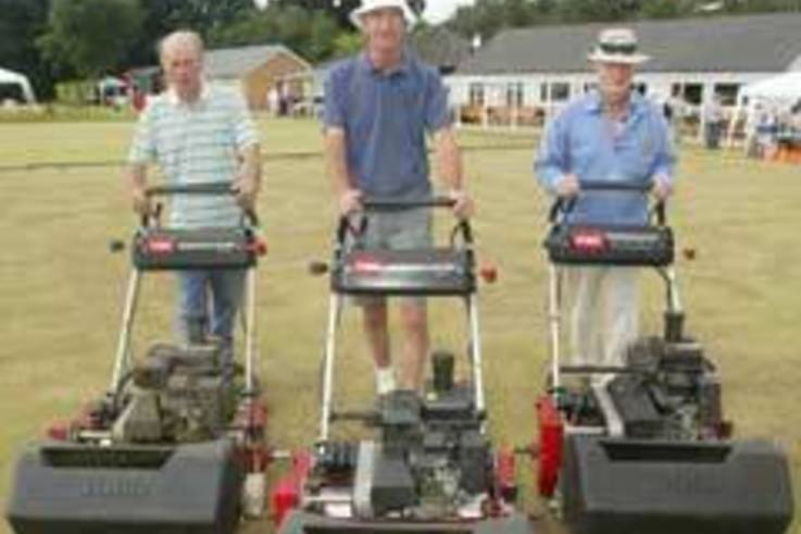 Toro Greensmaster wins at World Croquet Championship
