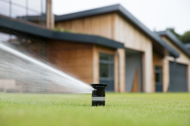 Toro sprinklers The R&A