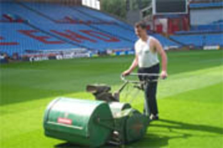 Villa park working diary