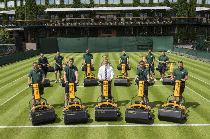Wimbledon cub cadet data tag