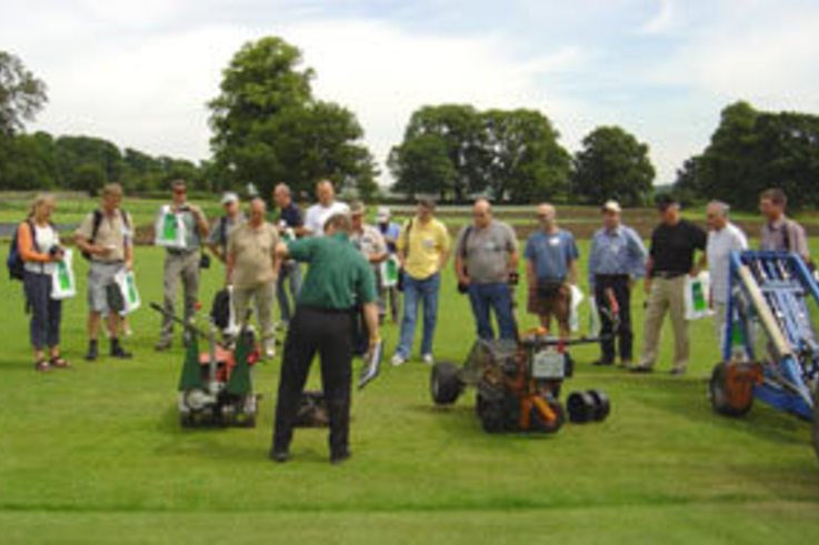 STRI plays host to International Researchers