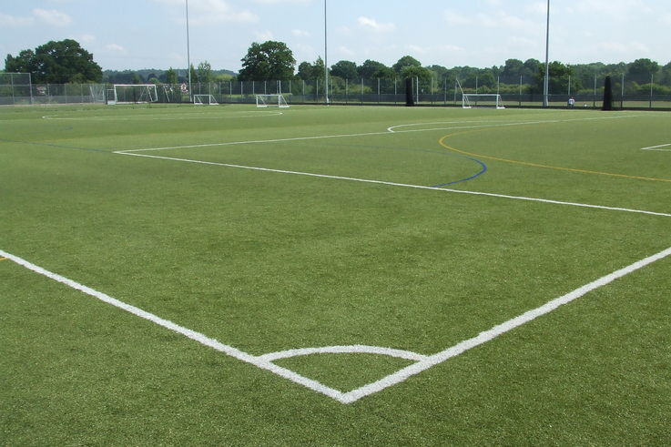 3G pitch   Ash Manor Sports Centre