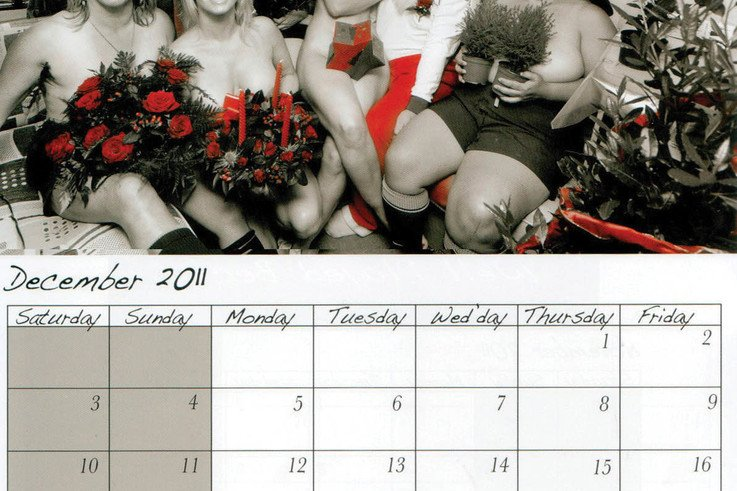 calendar December2011