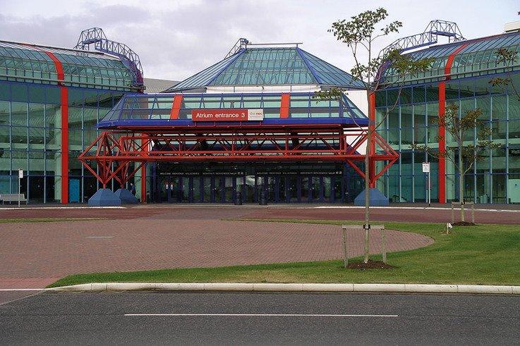 NEC atrium entrance3 10y07