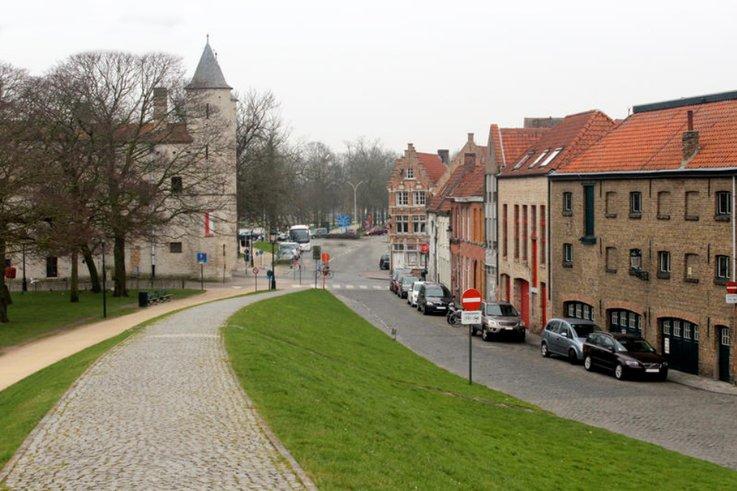 STM Brugge grass