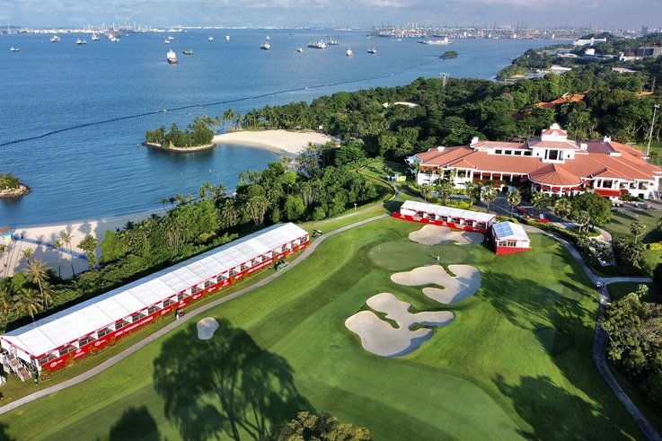 The 18th hole on The Tanjong at Sentosa Golf Club has witnessed much drama over the years at the HSBC Women's World Championship.jpg
