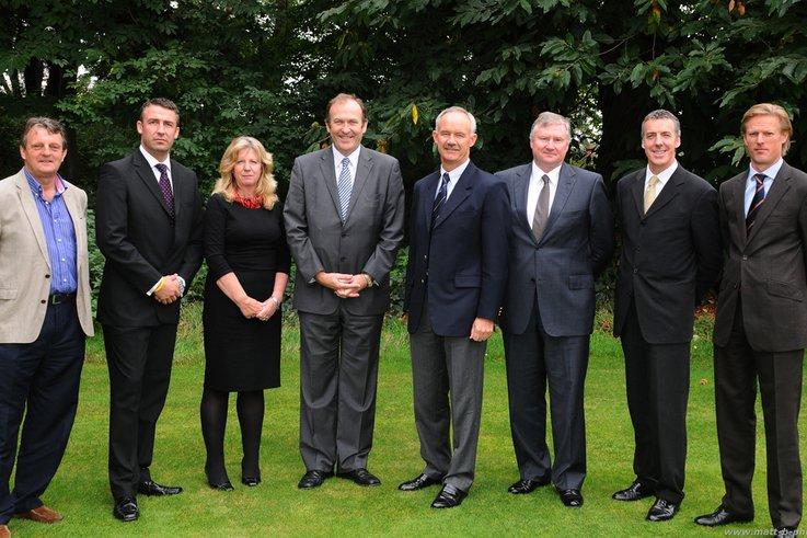 UKGCOA Board and Partners