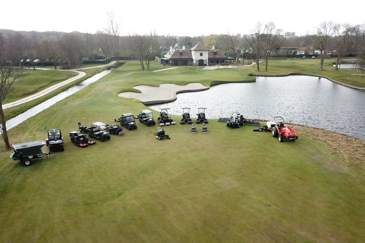 Jacobsen - Golf Groendael