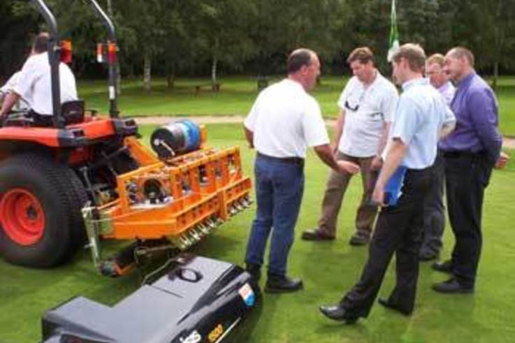SISIS launch new AER-AID System at Reaseheath Show