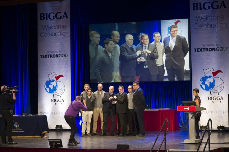 The Wentworth Club Won A BIGGA Award In 2018