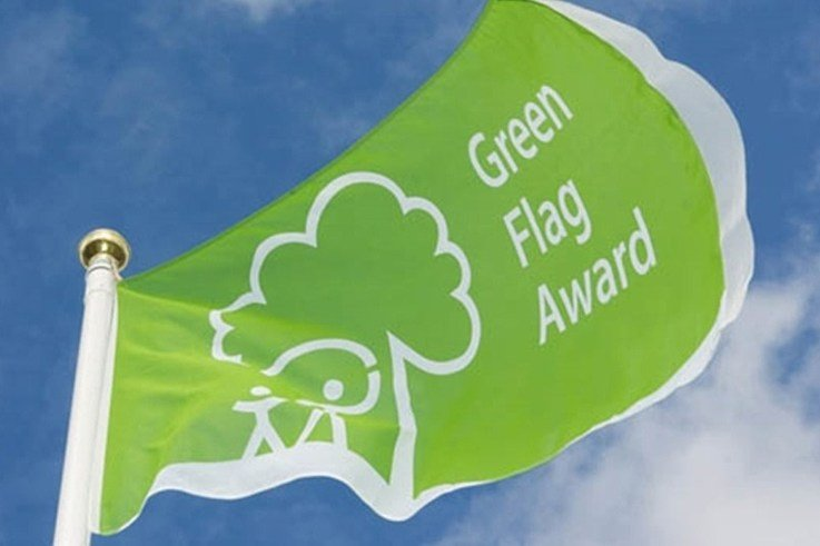 Green-flag-award