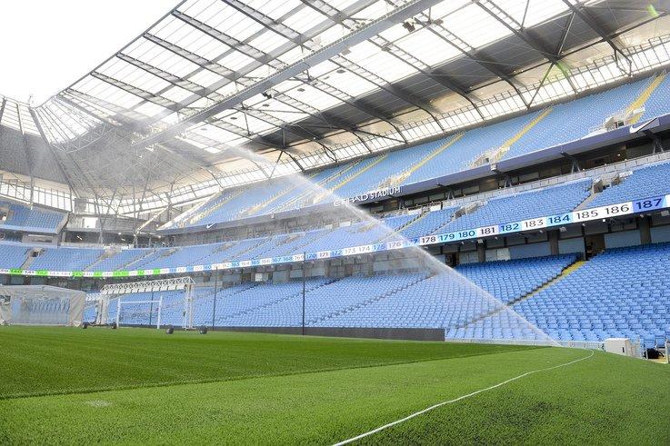 2. Stadium irrigation