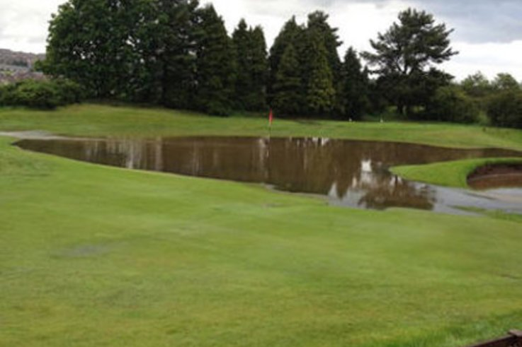 Generic flood photo