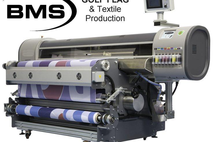 BMS new production machine