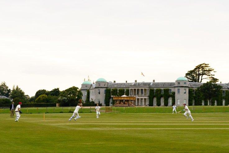 Goodwood cricket credit Dominic James