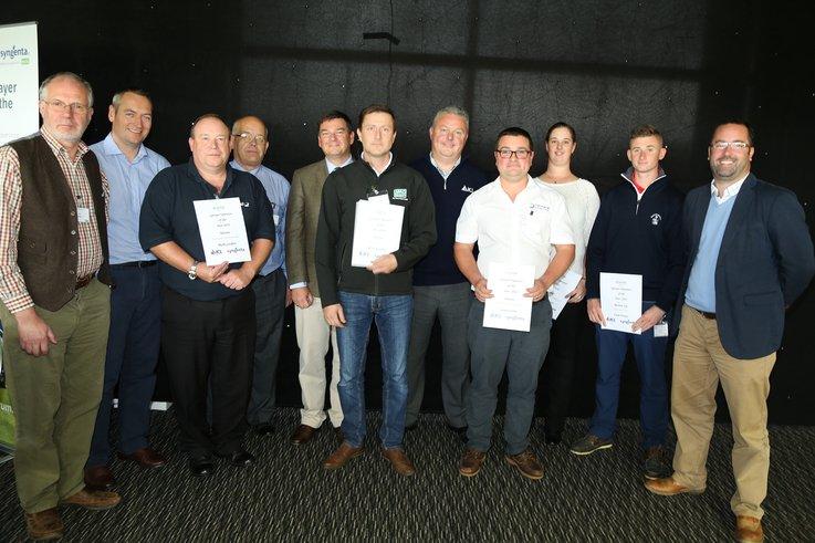 Sprayer Awards 2016 Winners