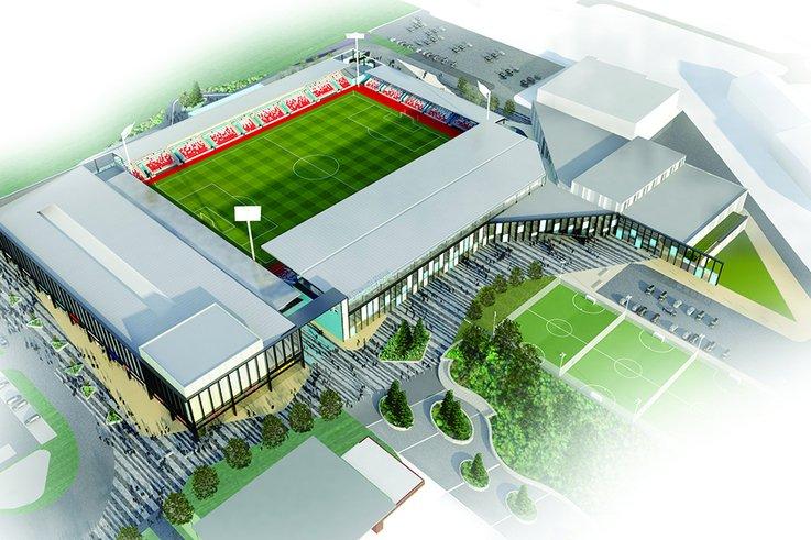 York Stadium AERIAL 518x374