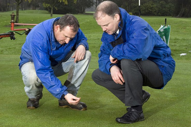 Glasgow Golf Club switches to Scotts