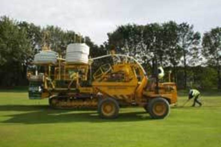 ECB grant provides new drainage scheme for Yorkshire club