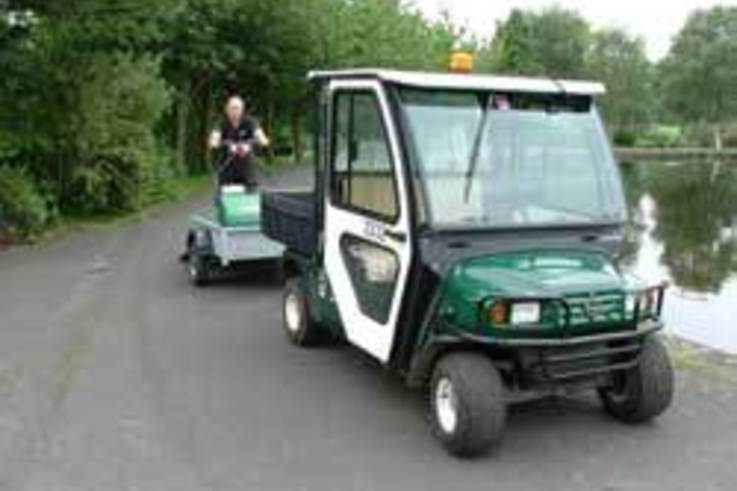 Electricity vehicles for Newcastle City Parks