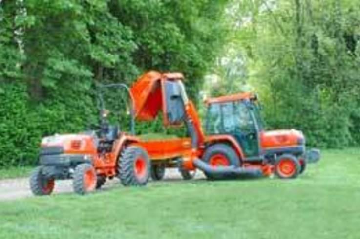 New Kubota tractors