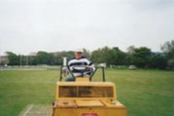 Cricket in full swing