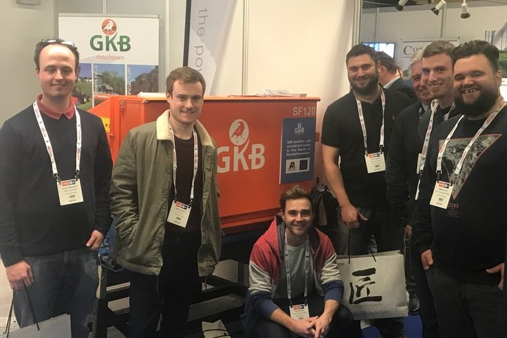 GKB and Leeds GC at BTME