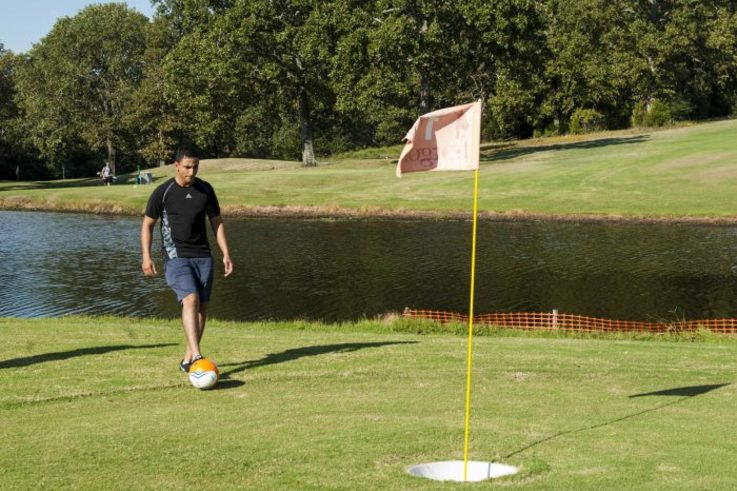 Footgolf data tag