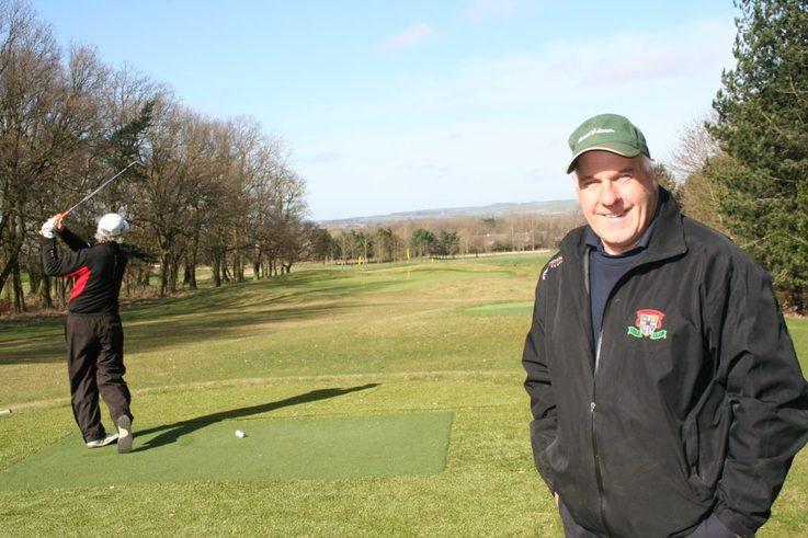 Durham golf resort data tag